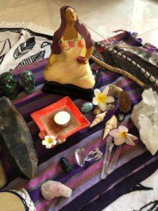 Shamanic Journey with Mama Cacao, facilited by Nalinee Diosara